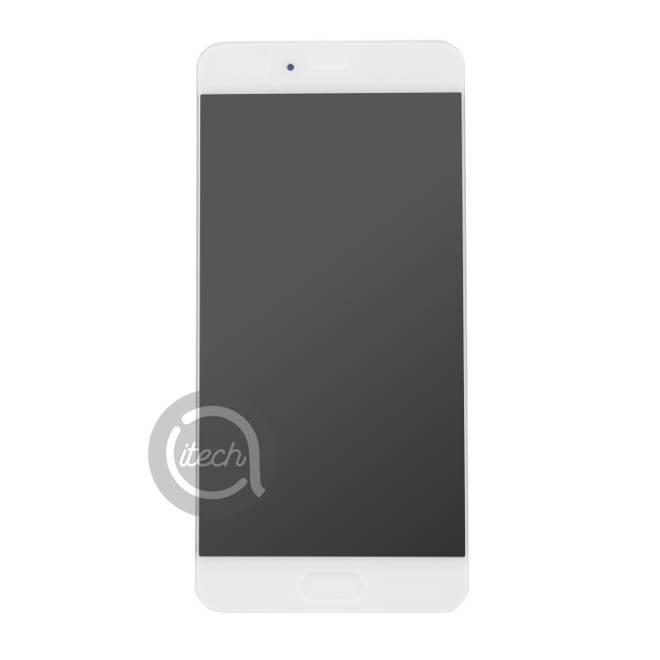 Ecran Blanc Huawei P9 Plus