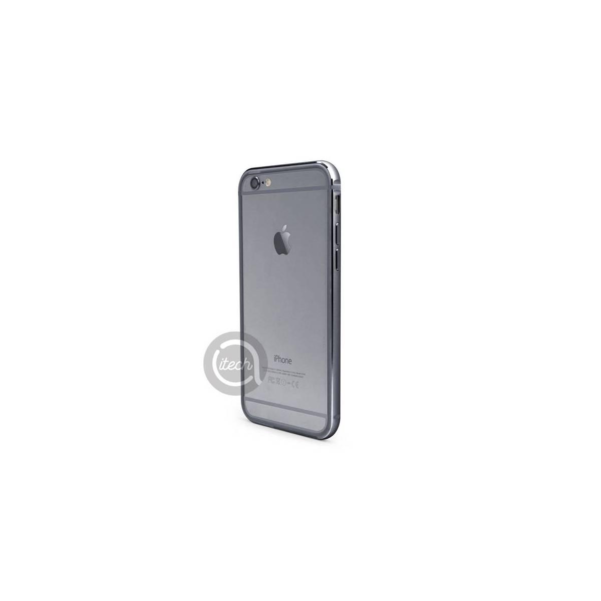 bumper aluminium gris fonce iphone 6 plus6s plus