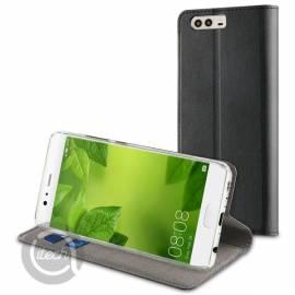 Folio noir Huawei P10 Plus