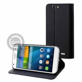 Folio noir Huawei P8