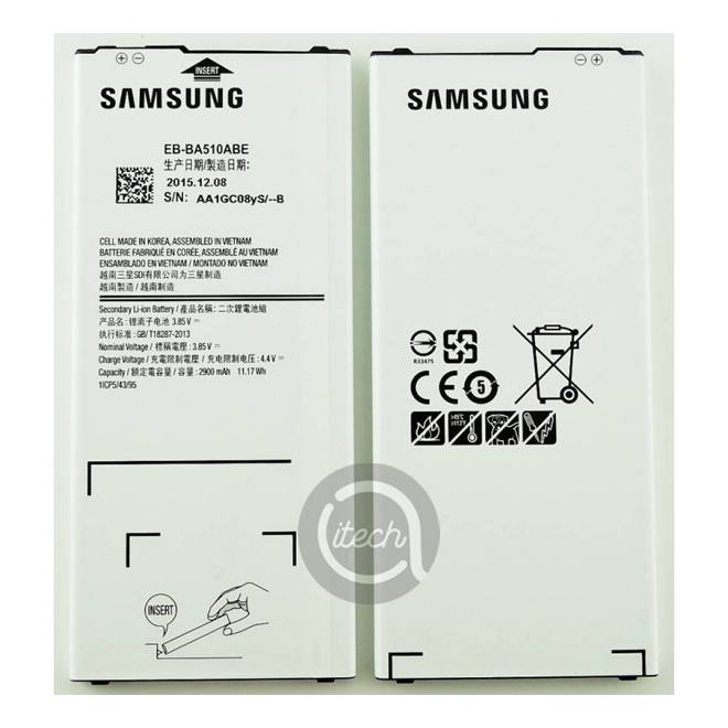 Batterie Samsung Galaxy A5 2016