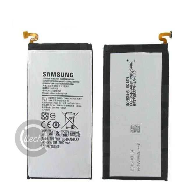 Batterie Samsung Galaxy A7