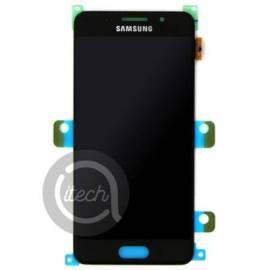 Ecran Noir Samsung Galaxy A3 2016