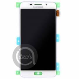 Ecran Blanc Samsung Galaxy A5 2016