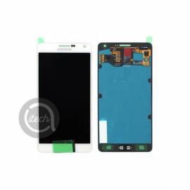 Ecran Blanc Samsung Galaxy A7