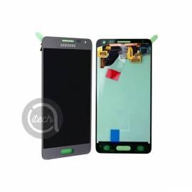 Ecran Argent Samsung Galaxy Alpha