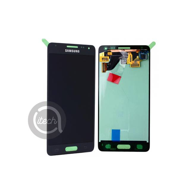 Ecran Noir Samsung Galaxy Alpha