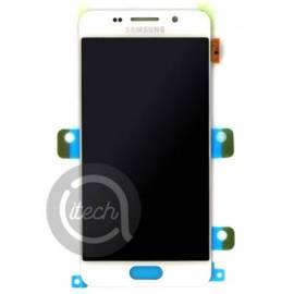 Ecran Blanc Samsung Galaxy A3 2016