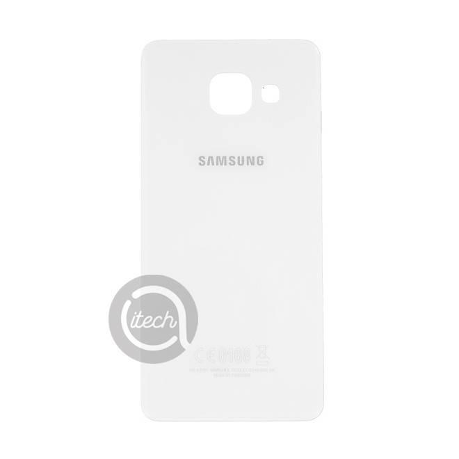 Vitre arrière originale Blanche Samsung Galaxy A3 2016