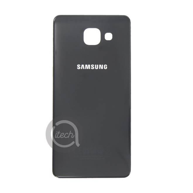 Vitre arrière originale Noire Samsung Galaxy A5 2016