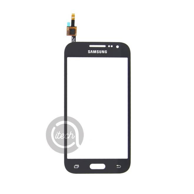 Vitre tactile Noire Samsung Galaxy Core Prime 4G