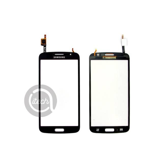 Vitre tactile Noire Samsung Galaxy Grand 2