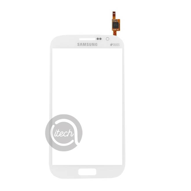Vitre tactile Blanche Samsung Galaxy Grand Néo
