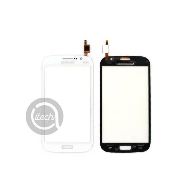 Vitre tactile Blanche Samsung Galaxy Grand i9060