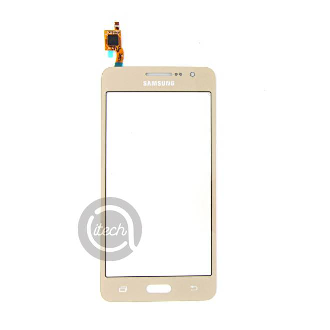 Vitre tactile Or Samsung Galaxy Grand Prime - G530FZ