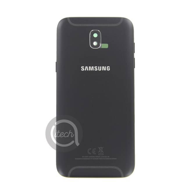 Coque arrière Noire Samsung Galaxy J5 2017