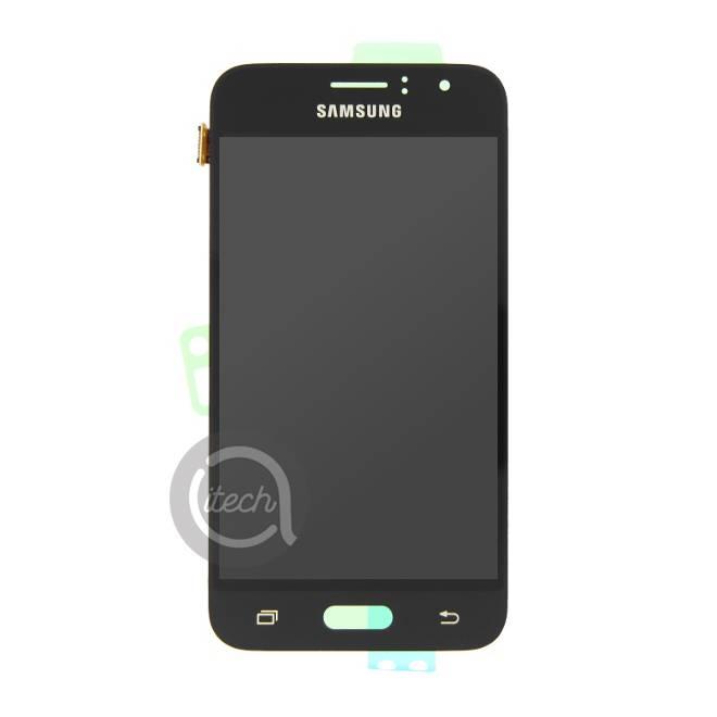Ecran Noir Samsung Galaxy J1 2016
