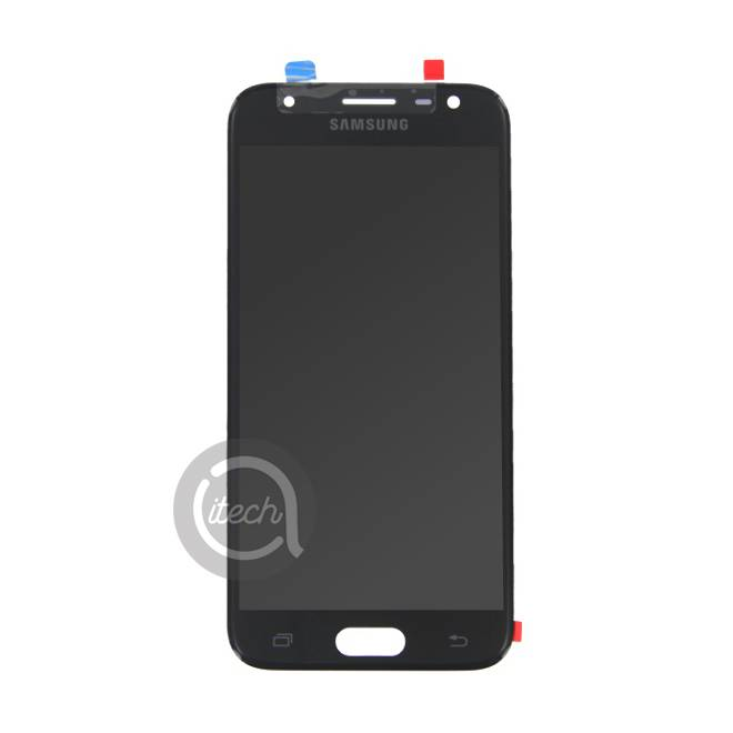 Ecran Noir Samsung Galaxy J3 2017