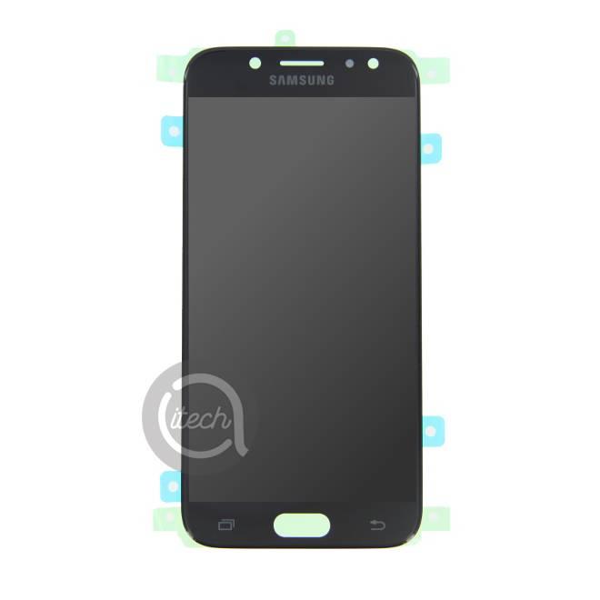 Ecran Noir Samsung Galaxy J5 2017