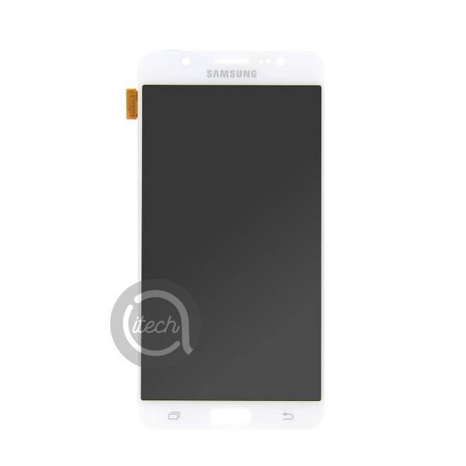 Ecran Blanc Samsung Galaxy J7 2016