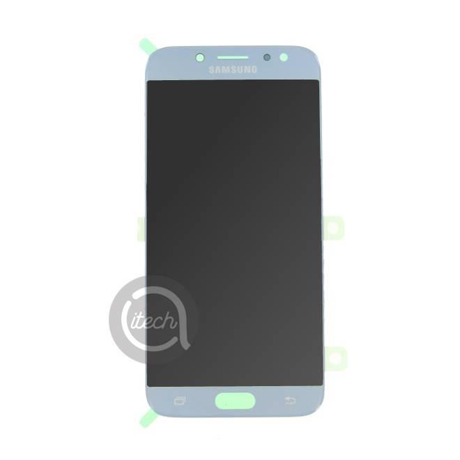 Ecran Bleue Samsung Galaxy J7 2017