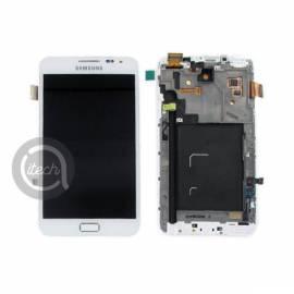 Ecran Blanc Samsung Galaxy Note