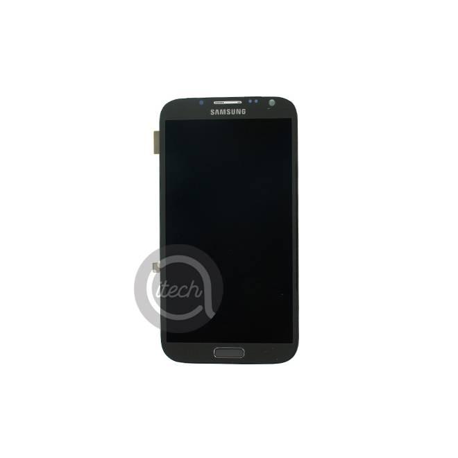 Ecran Noir Samsung Galaxy Note 2 4G
