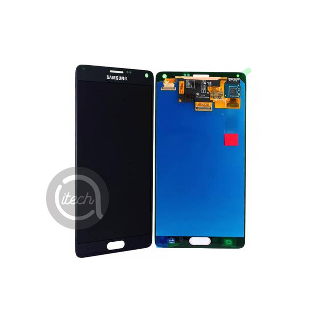 Ecran Noir Samsung Galaxy Note 4