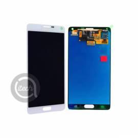 Ecran Blanc Samsung Galaxy Note 4