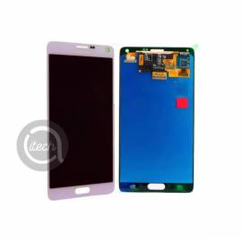 Ecran Rose Samsung Galaxy Note 4