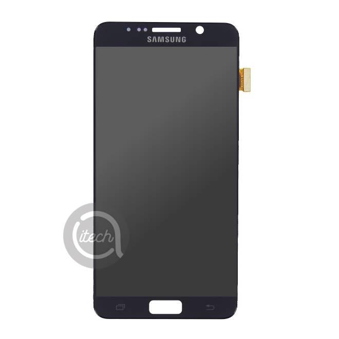 Ecran Noir Samsung Galaxy Note 5