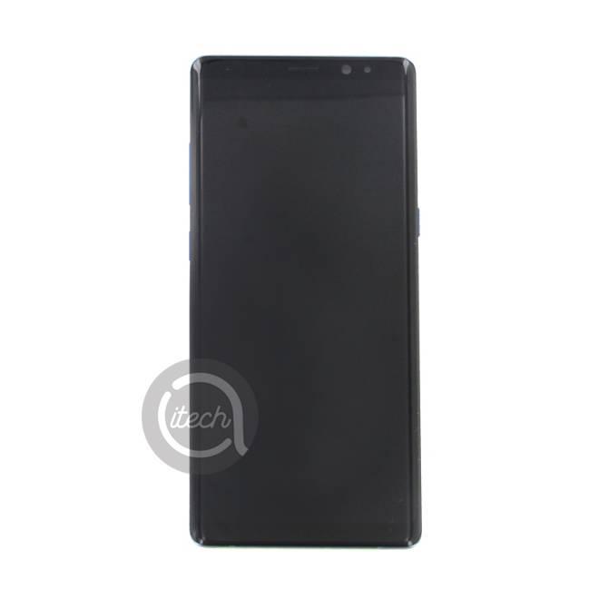 Ecran Noir Samsung Galaxy Note 8