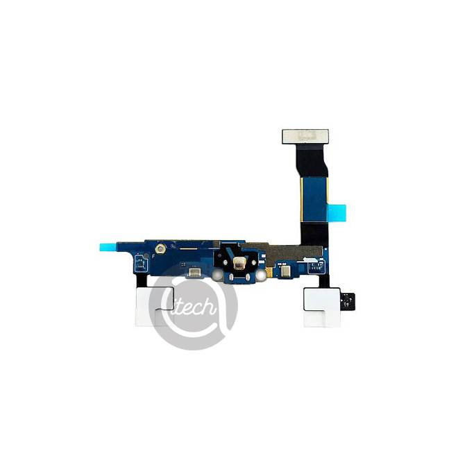 Nappe connecteur de charge Galaxy Note 4