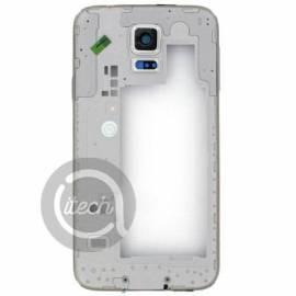Châssis intermédiaire Blanc Galaxy S5