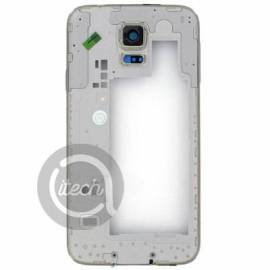 Châssis intermédiaire Or Galaxy S5