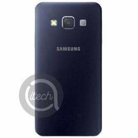 Coque arrière Noire Samsung Galaxy A3