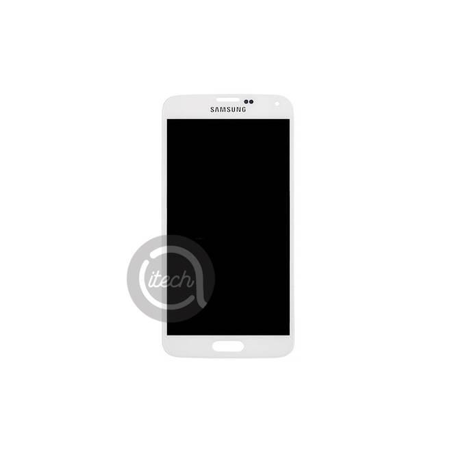 Ecran Blanc Samsung Galaxy S5