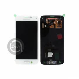 Ecran Blanc Samsung Galaxy S5 Mini