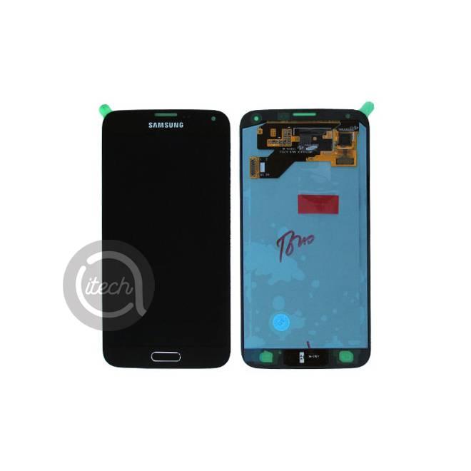 Ecran Noir Samsung Galaxy S5 Néo