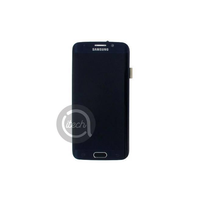 Ecran Noir Samsung Galaxy S6 Edge