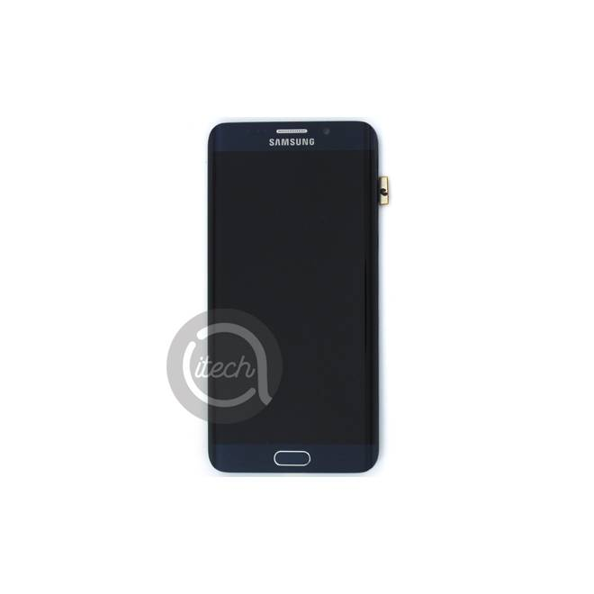 Ecran Noir Samsung Galaxy S6 Edge +