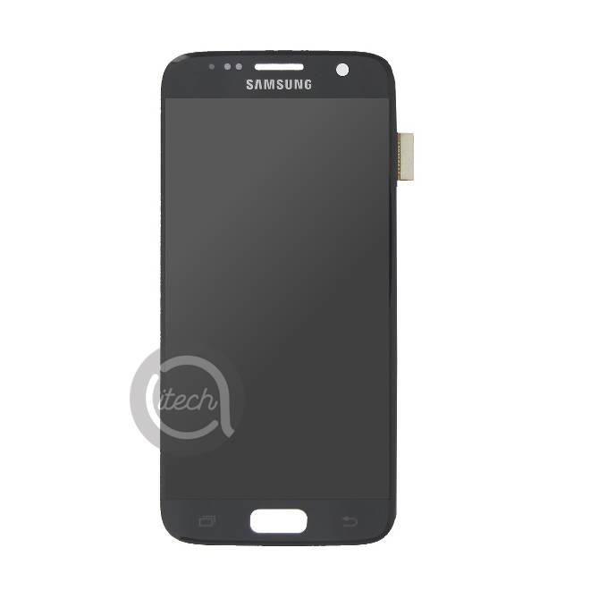 Ecran Noir Samsung Galaxy S7