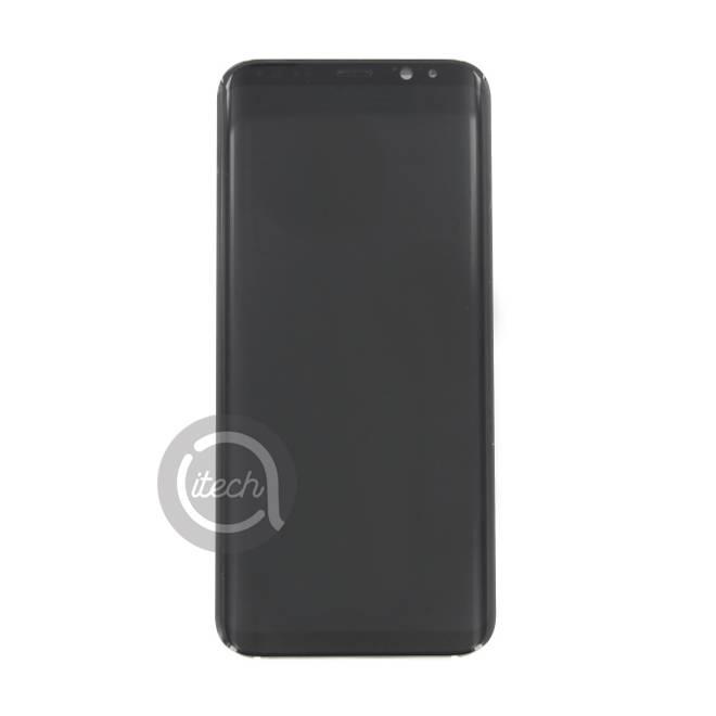 Ecran Noir Samsung Galaxy S8+