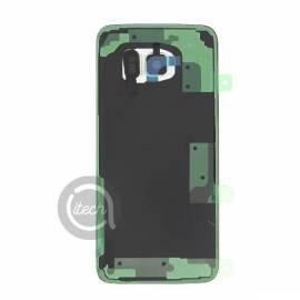 Vitre arrière originale Bleue Samsung Galaxy S7 Edge