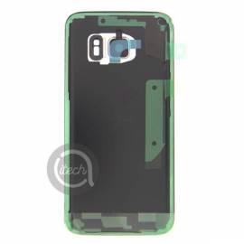 Vitre arrière originale Noire Samsung Galaxy S7