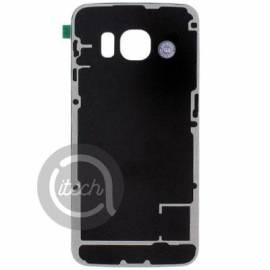 Vitre arrière originale Verte Samsung Galaxy S6 Edge