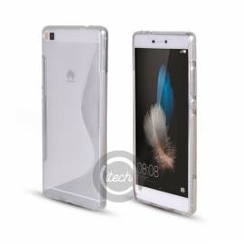 Coque Silicone S Transparente Honor 6X
