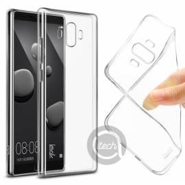 Coque Silicone Transparente Zenfone 3 Max