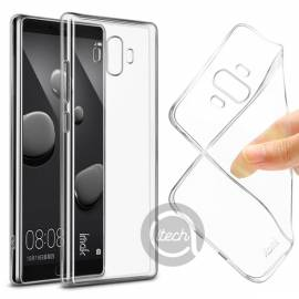 Coque Silicone Transparente Zenfone 3 Deluxe