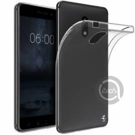 Coque Silicone Transparente Nokia 6